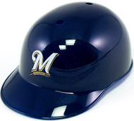Milwaukee Brewers Rawlings Souvenir Full Size BLUE Batting Helmet