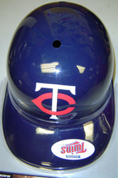 Minnesota Twins Rawlings Souvenir Full Size Batting Helmet
