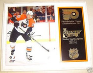 Chris Pronger Philadelphia Flyers NHL 15x12 Plaque