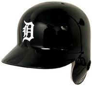 Detroit Tigers Rawlings Full Size Authentic Right Handed Batting Helmet - Left Flap Regular