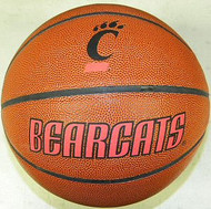 Cincinnati Bearcats NCAA Rawlings Tip Off Full Size Basketball