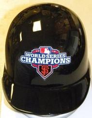 San Francisco Giants 2012 World Series Champions Riddell MLB Replica Mini Batting Helmet