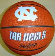 North Carolina Tar Heels NCAA Rawlings Tip Off Full Size Basketball