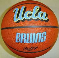 UCLA Bruins NCAA Rawlings Tip Off Full Size Basketball
