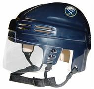 Buffalo Sabres NHL Navy Player Mini Hockey Helmet