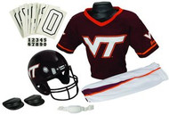 Virginia Tech Hokies Franklin Deluxe Youth / Kids Football Uniform Set - Size Small