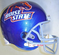 Boise State Broncos Riddell NCAA Collegiate Deluxe Replica Full Size Helmet