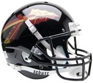 Florida State Seminoles Black Schutt NCAA College Football Team Full Size Replica XP Helmet