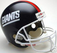New York Giants 1981-1999 Riddell NFL Authentic Pro Line Throwback Full Size Helmet