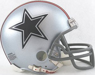 Dallas Cowboys 1976 Z2B Riddell NFL Replica Throwback Mini Helmet