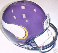 Minnesota Vikings 1983-2001 Riddell NFL Authentic Pro Line Throwback Full Size Helmet