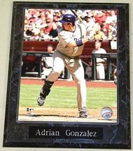 Adrian Gonzalez San Diego Padres MLB 10.5x13 Plaque