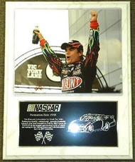 Jeff Gordon 12x15 NASCAR Victory Lane Plaque