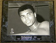 """Muhammad Ali """"THE GREATEST OF ALL TIME"""" 10.5x13 Boxing Plaque - muhammadalipl4"""