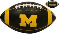Michigan Wolverines Fotoball Jarden Sports NCAA PT6 Full Size Black Football