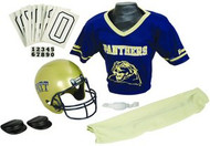 Pittsburgh Panthers Franklin Deluxe Youth / Kids Football Uniform Set - Size Medium
