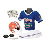 Florida Gators Franklin Deluxe Youth / Kids Football Uniform Set - Size Small