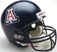 """Arizona Wildcats """"BLUE"""" Riddell NCAA Collegiate Deluxe Replica Full Size Helmet"""