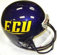 ECU East Carolina Pirates Riddell NCAA Collegiate Deluxe Replica Full Size Helmet