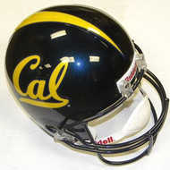California Golden Bears Riddell NCAA Collegiate Deluxe Replica Full Size Helmet
