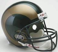 Colorado State Rams Riddell NCAA Collegiate Deluxe Replica Full Size Helmet