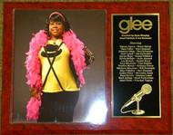 Amber Riley Glee Actress 12x15 Plaque