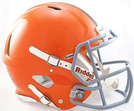 Cleveland Browns 2006-2014 Riddell NFL Authentic Revolution SPEED Pro Line Full Size Helmet
