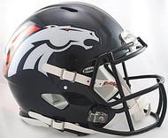 Denver Broncos Riddell NFL Authentic Revolution SPEED Pro Line Full Size Helmet