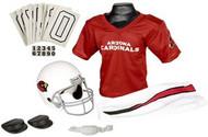 Arizona Cardinals Franklin Deluxe Youth / Kids Football Uniform Set - Size Medium