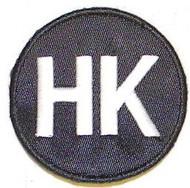 "Harry Kalas ""HK"" Philadelphia Phillies 2009 Memorial Jersey Patch"
