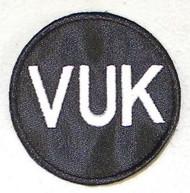 """John Vukovich """"VUK"""" Philadelphia Phillies 2007 Memorial Jersey Patch"""