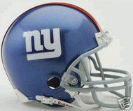 New York Giants Riddell NFL Replica 6-Pack Mini Helmet Set