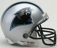 Carolina Panthers 1995-2011 Riddell NFL Replica 6-Pack Throwback Mini Helmet Set