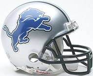 Detroit Lions Riddell NFL Replica 6-Pack Mini Helmet Set