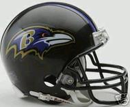 Baltimore Ravens Riddell NFL Replica 6-Pack Mini Helmet Set