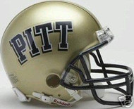 Pittsburgh Panthers Riddell NCAA College Replica 6-Pack Mini Helmet Set