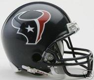 Houston Texans Riddell NFL Replica Mini Helmet - Case of 24 Helmets