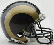 St. Louis Rams Riddell NFL Replica Mini Helmet - Case of 24 Helmets