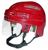 Carolina Hurricanes Red NHL Player Mini Hockey Helmet