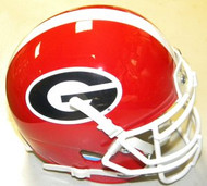 Georgia Bulldogs Schutt NCAA College Football Authentic Team Mini Helmet
