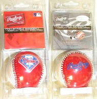 Philadelphia Phillies Embroidered Rawlings Official Collectible Major League Baseball