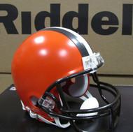 Cleveland Browns 2015 Riddell NFL Mini Replica Helmet