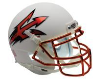 Arizona State Sun Devils Schutt NCAA Mini Authentic Helmet Alternate Copper/Orange Chrome