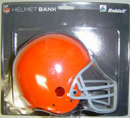 Cleveland Browns Riddell NFL Mini Helmet Bank