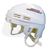 Carolina Hurricanes White NHL Player Mini Hockey Helmet