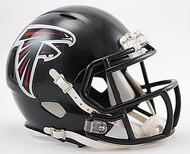 Atlanta Falcons NFL Team Logo Riddell 6-Pack Revolution SPEED Mini Helmet Set