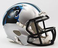 Carolina Panthers NFL Team Logo Riddell 6-Pack Revolution SPEED Mini Helmet Set