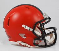 Cleveland Browns 2015 NFL Team Logo Riddell 6-Pack Revolution SPEED Mini Helmet Set