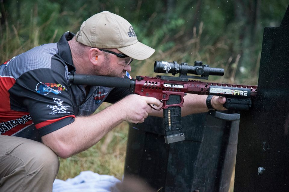 F-1 Firearms BDR-15-3 AR15 Upper & Lower Receiver Combo - AR15 COM