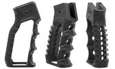 F-1 Firearms Skeletonized Grip - with finger grooves